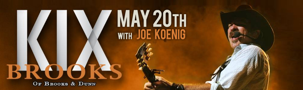 Sunday 5-20-12 Kix Brooks Opener
