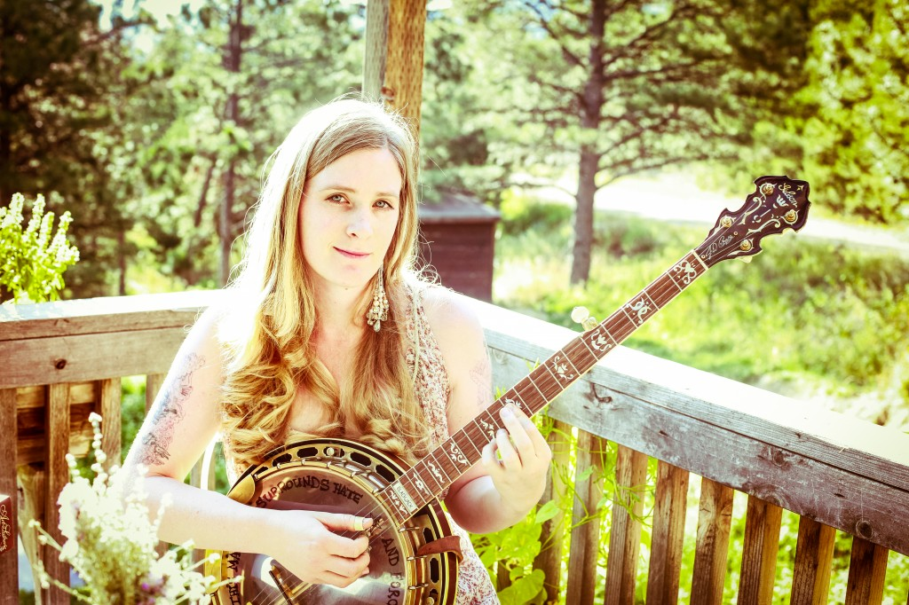 Saturday July 27th Secret Speakeasy Show with Erin Inglish (California's Banjo Sweetheart)